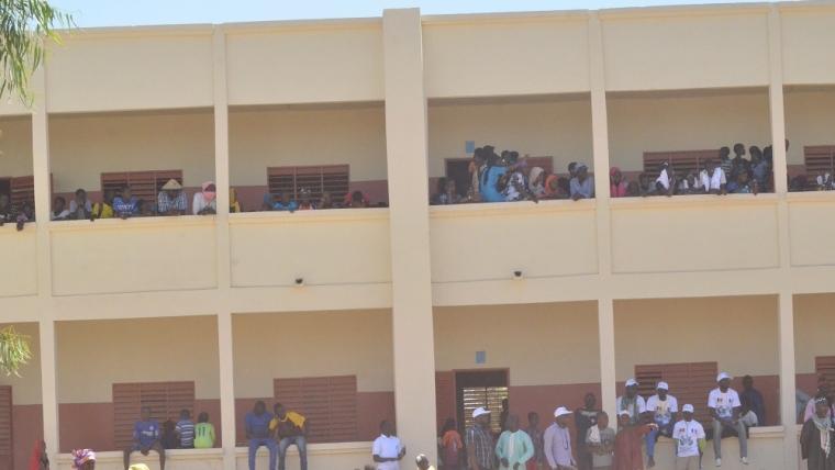 Inauguration du Lycée de Hamady Hounaré : Une initiative parmi les multiples réalisations appuyées par le PAISD