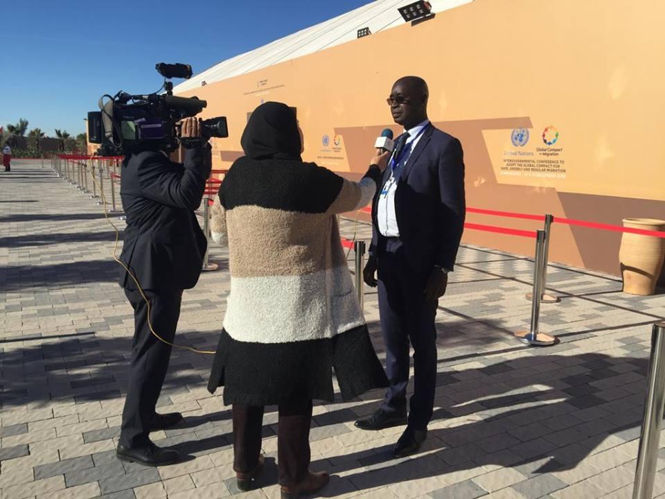 Adoption officielle du Pacte Mondial pour les Migrations ce lundi 10 décembre 2018 à Marrakech
