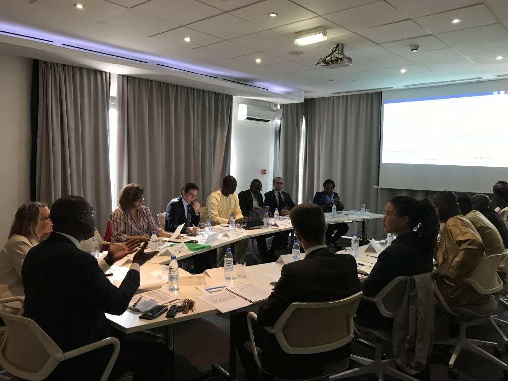 31 janvier 2019 – 2ème comité de sélection de projets – Novotel Dakar