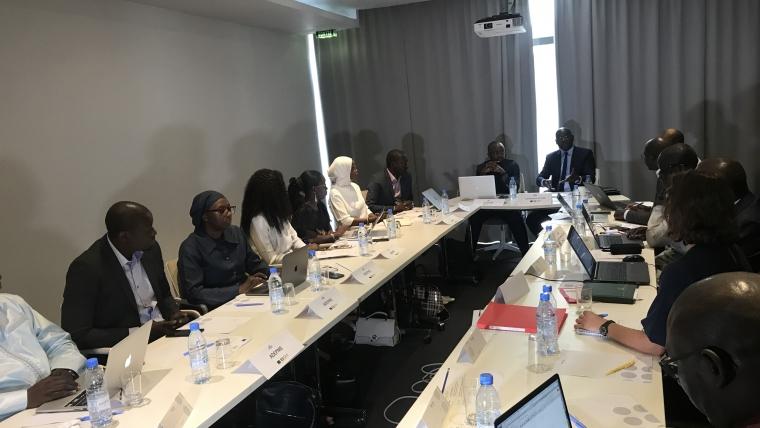 12 juin 2019 – Comité technique de suivi du PAISD III